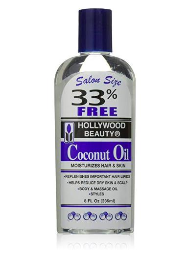 Coconut oil essential oil