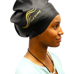Dreadlocks swimming cap