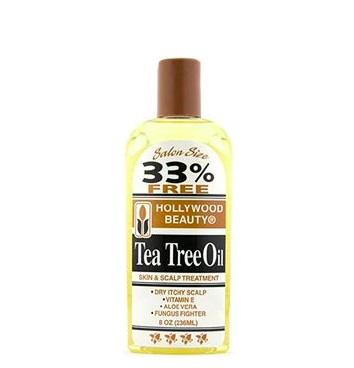 Tea Tree Oil (Essential Oils For Dreads)